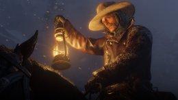 В Red Dead Redemption 2 когда угодно можно включить вид от первого лица — и другие подробности