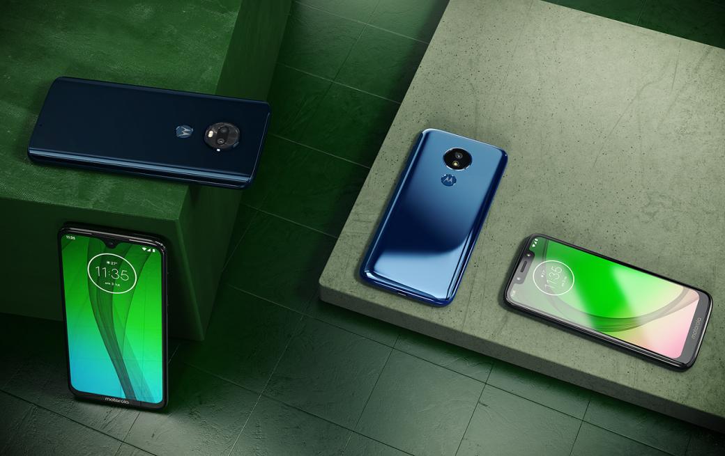 Motorola представила смартфоны Moto G7, G7Play, G7Plus иG7Power | Канобу - Изображение 1