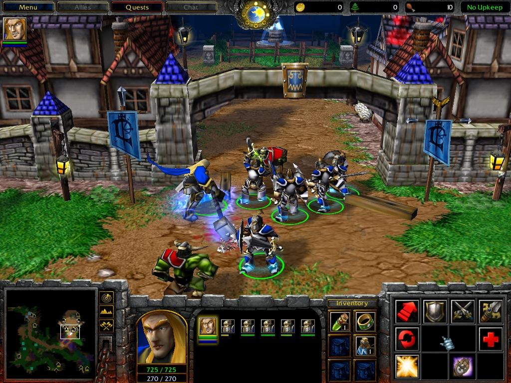 Мнение. Даже спустя 17 лет Warcraft 3— все еще одна излучших стратегий вмире | Канобу - Изображение 2
