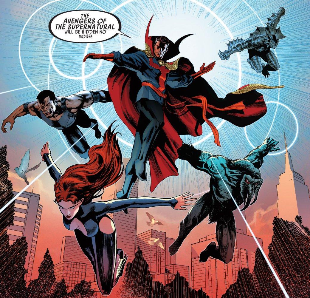 Кто такой Блэйд? Отохотника навампиров дочлена Мстителей исоюзника Людей Икс | Канобу - Изображение 148