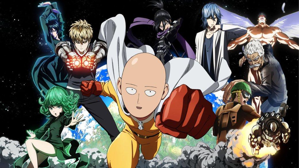 Стала известна дата выхода второго сезона аниме One PunchMan. Сайтама вернется в2019 году | Канобу - Изображение 2