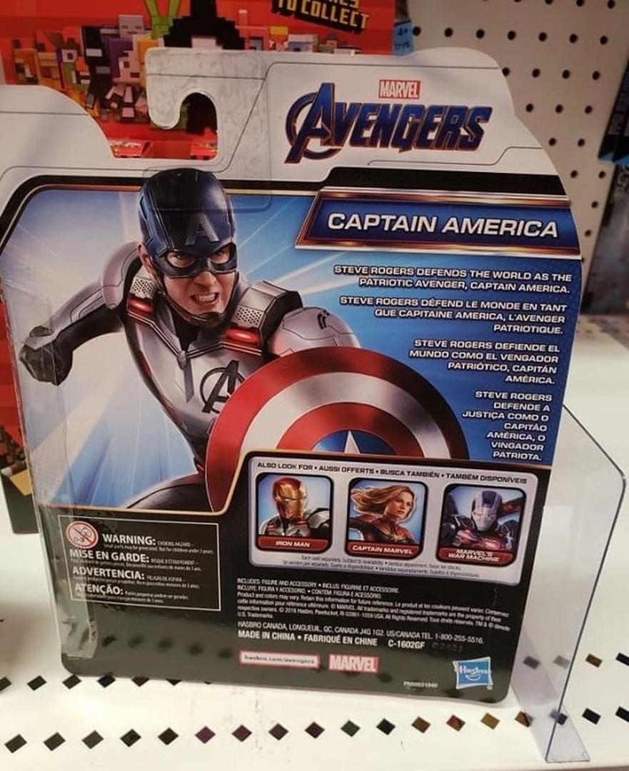 Фигурки по«Мстителям: Финал» позволяют полюбоваться Ронином, Капитан Марвел идругими супергероями | Канобу - Изображение 9