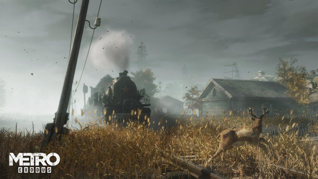 Романтика постапокалипсиса нановых скриншотах Metro: Exodus | Канобу - Изображение 4