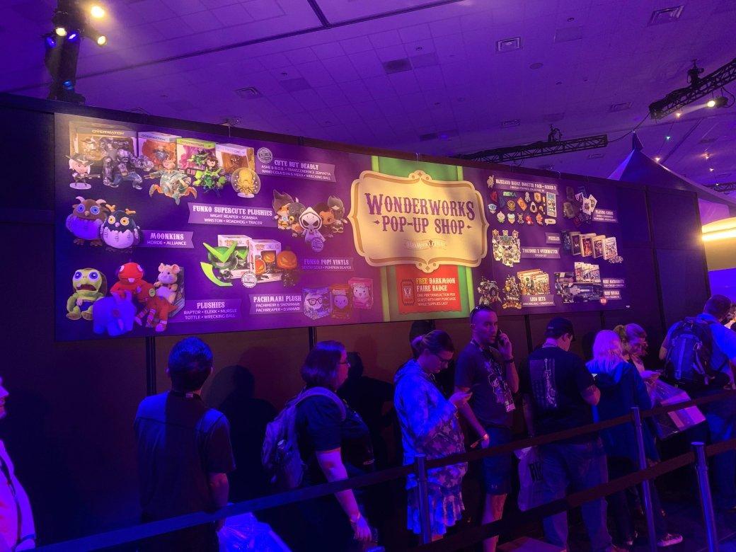 На BlizzCon в этом году развернулась настоящая Ярмарка Новолуния из World of Warcraft | Канобу - Изображение 2299