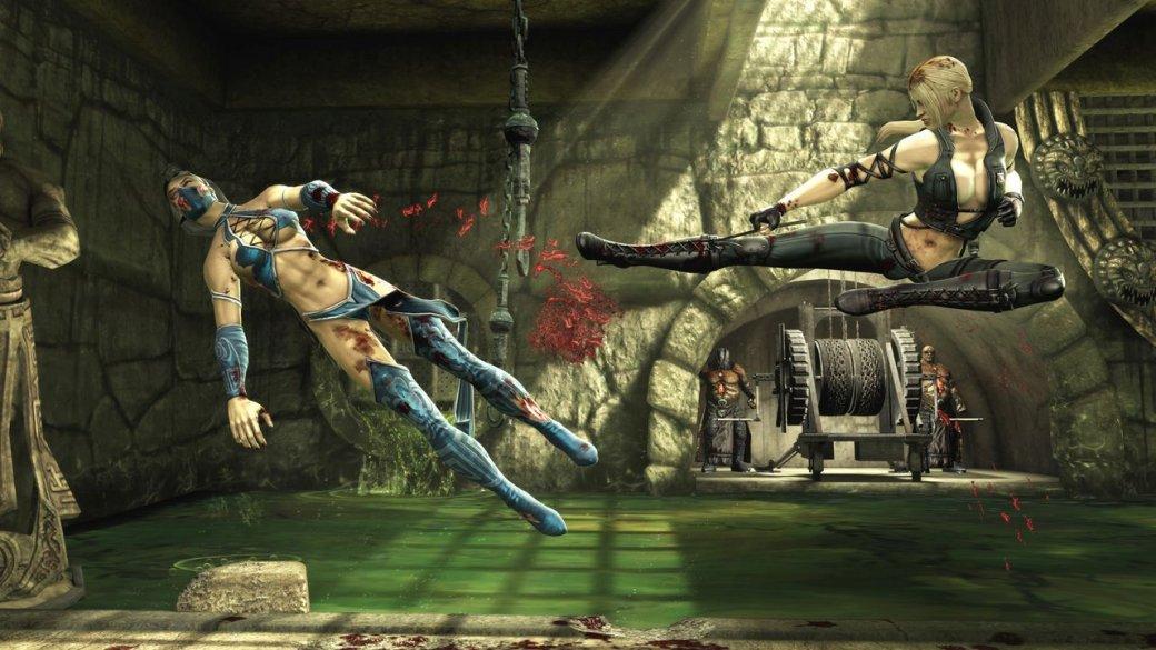Обзор Mortal Kombat (2011), мнение о Mortal Kombat (2011), лучшие и худшие Mortal Kombat | Канобу - Изображение 2944