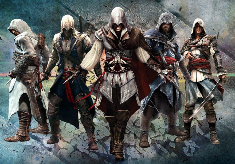 Эволюция Assassin's Creed