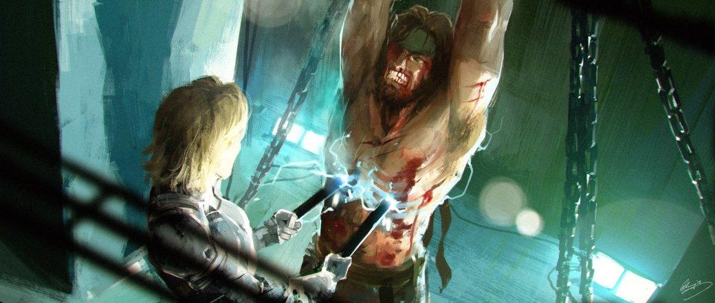 Замечательные фанарты к31-летию Metal Gear отрежиссера ееэкранизации | Канобу - Изображение 29