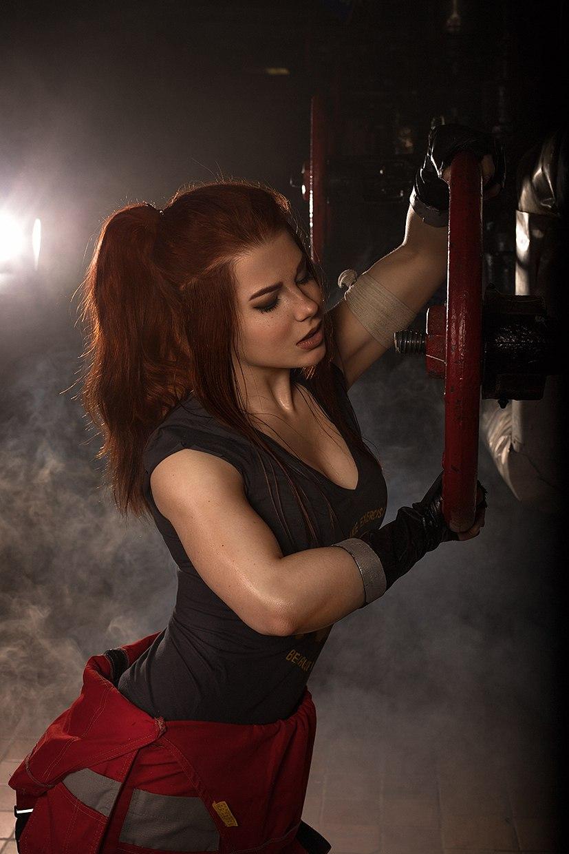Потрясающий косплей Бригитты Линдхольм— новой героини Overwatch | Канобу - Изображение 13828