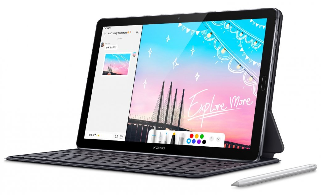 Представлен планшет Huawei MatePad 10.8: флагманский процессор, быстрая зарядка иподдержка Wi-Fi6+ | Канобу - Изображение 1