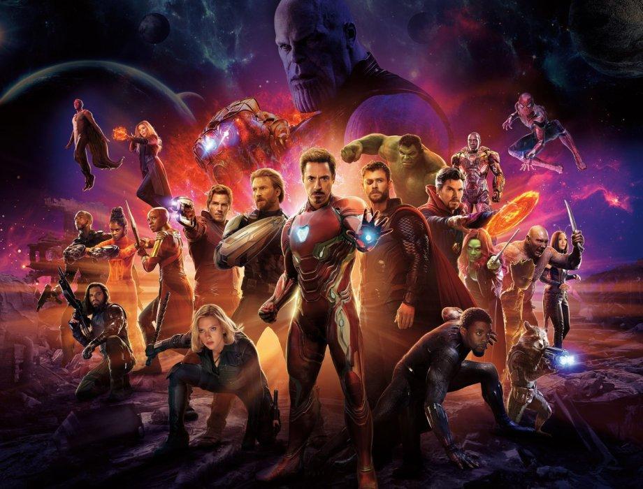 Лучшие материалы офильме «Мстители4». - Изображение 1
