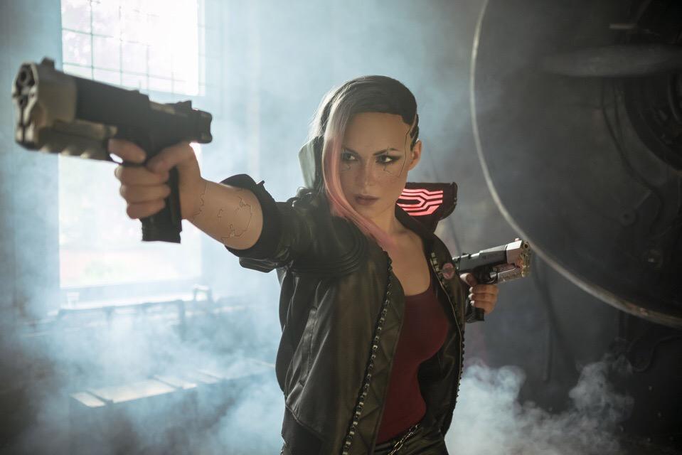 Чертовски крутой косплей главной героини Cyberpunk 2077. Над ним работали даже авторы игры! | Канобу - Изображение 2850