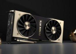 NVIDIA представила TITAN RTX, свою самую мощную видеокарту