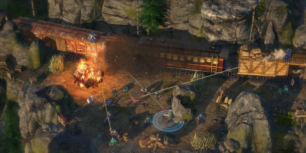 Суть. Desperados 3— крутая тактика наДиком Западе отавторов Shadow Tactics: Blades ofthe Shogun | Канобу - Изображение 1516