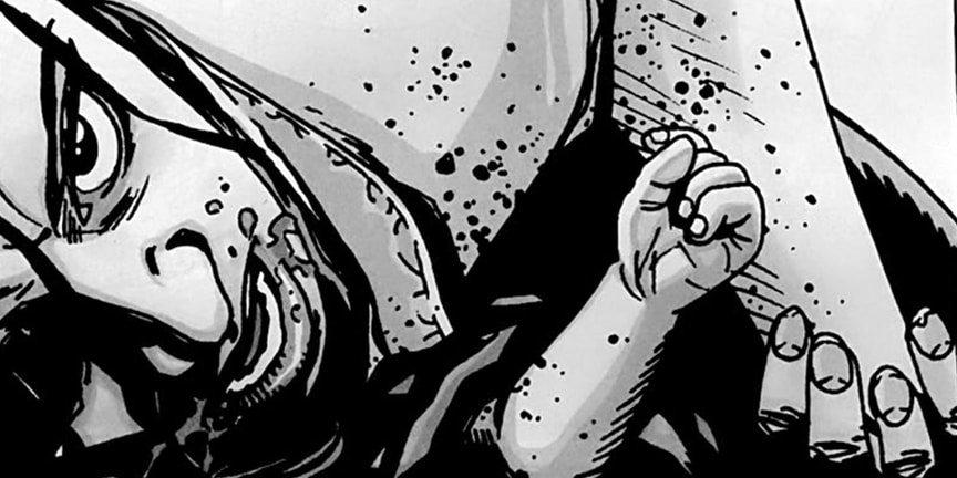 12 самых жестоких сцен в комиксе «Ходячие мертвецы» | Канобу - Изображение 6182