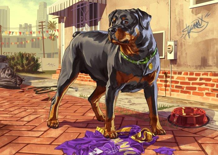 Псина, ДиДи и Чоп поборются за звание лучшей игровой собаки года | Канобу - Изображение 8292