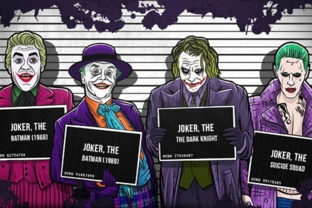 Джокеры вкино. Кто смог воплотить идеальный образ безумного клоуна-убийцы?   Канобу