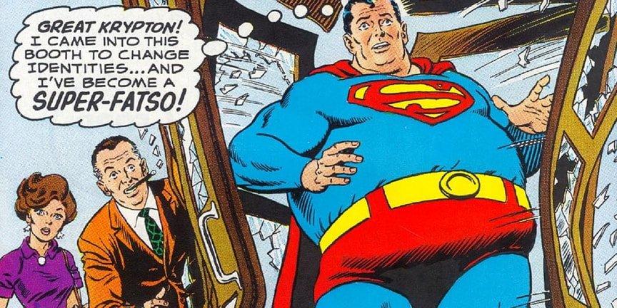 15 самых странных трансформаций Супермена  | Канобу - Изображение 2