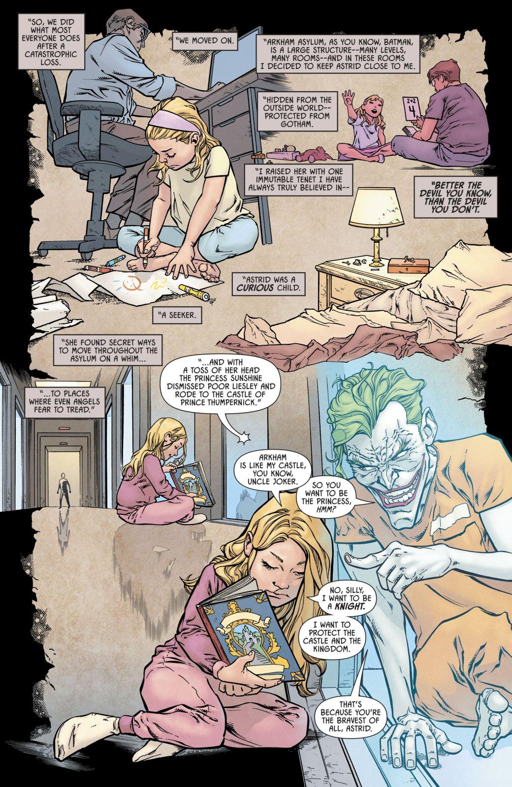 Вкомиксах DCпоявился Рыцарь Аркхэма. Кто оказался под маской? | Канобу - Изображение 8200