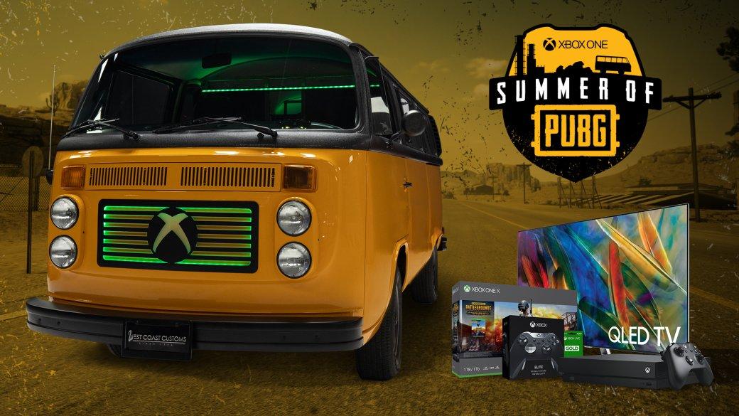 Разработчики PUBG разыграют прокачанный фургон. Его сделала West Coast Customs | Канобу - Изображение 1