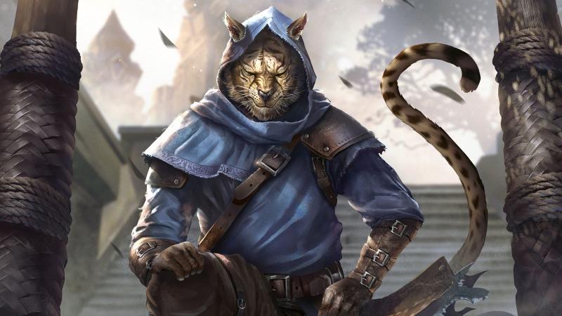 Данмеры? Аргониане? Каджиты? Какая ваша любимая раса изсерии The Elder Scrolls? | Канобу - Изображение 4136