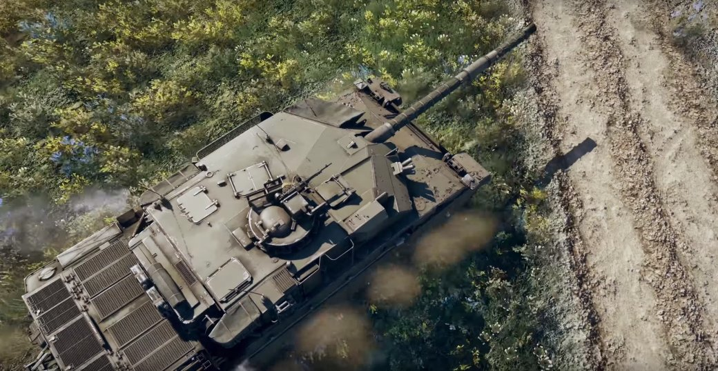 Как «Буря» преобразила War Thunder — Dagor Engine 5.0, новые танки, обновленная графика | Канобу - Изображение 7