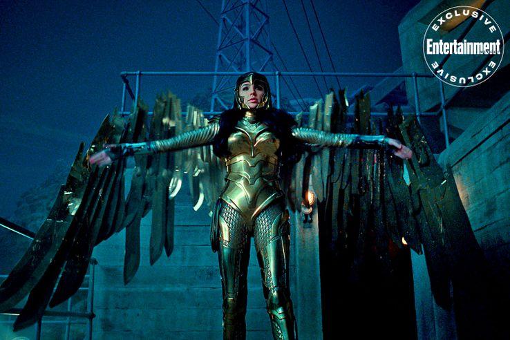 Нановых кадрах «Чудо-женщины: 1984» можно рассмотреть костюмы героини | Канобу - Изображение 0