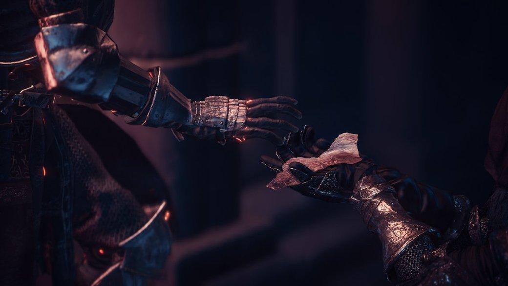 20 изумительных скриншотов Darks Souls 3: Ashes of Ariandel | Канобу - Изображение 10324