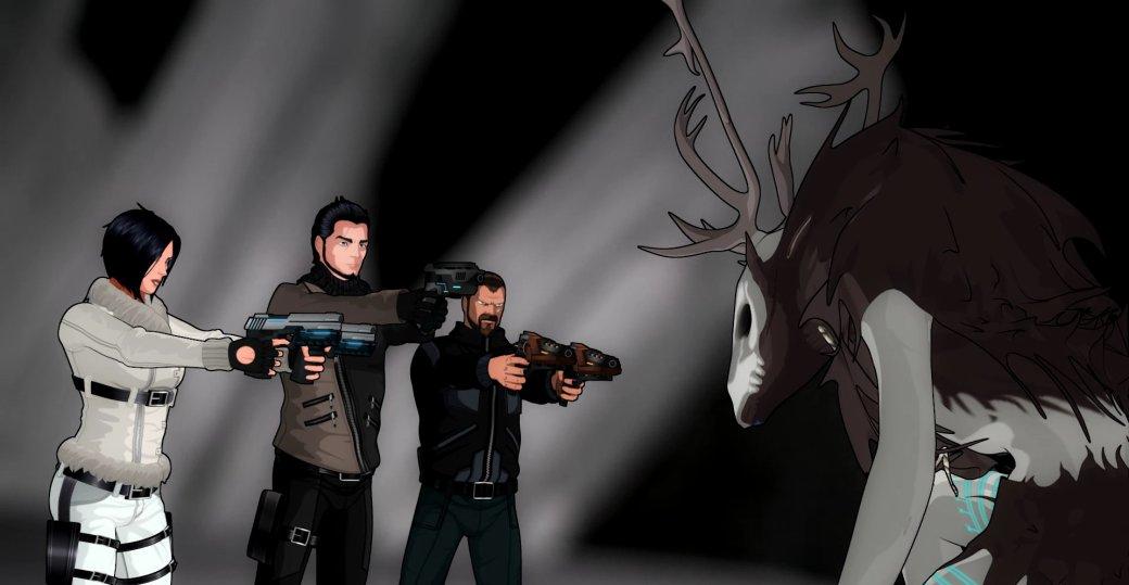 Рецензия на Fear Effect Sedna — игра студии Sushee | Канобу - Изображение 6