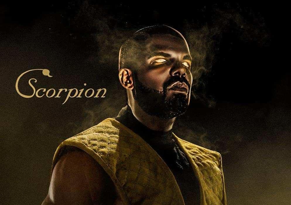 Достойный кроссовер: Дрейк и Канье Уэст вобразе Скорпиона иСаб-Зиро изMortal Kombat от BossLogic | Канобу - Изображение 5984