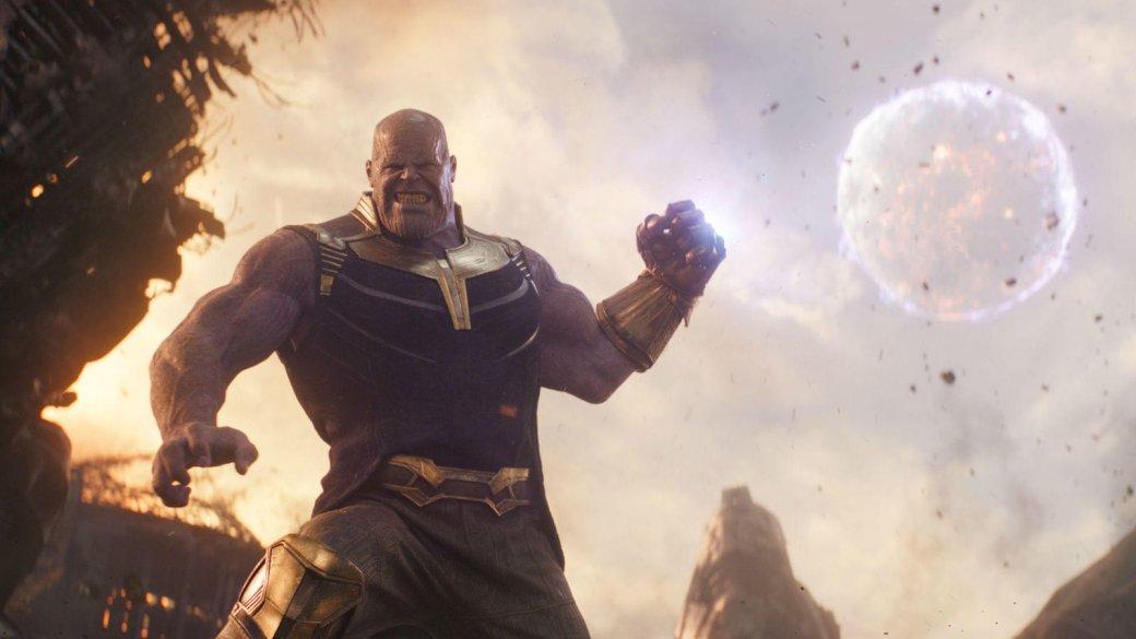 Как создавались VFX-эффекты для сцены битвы с Таносом в «Войне Бесконечности». - Изображение 1