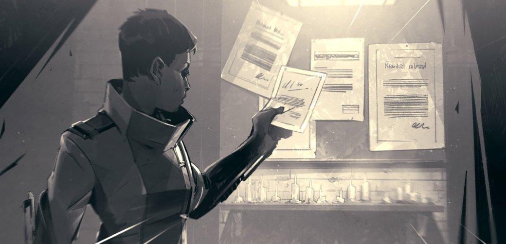 Прохождение всех дополнительных заданий в Dishonored: Death of the Outsider   Канобу