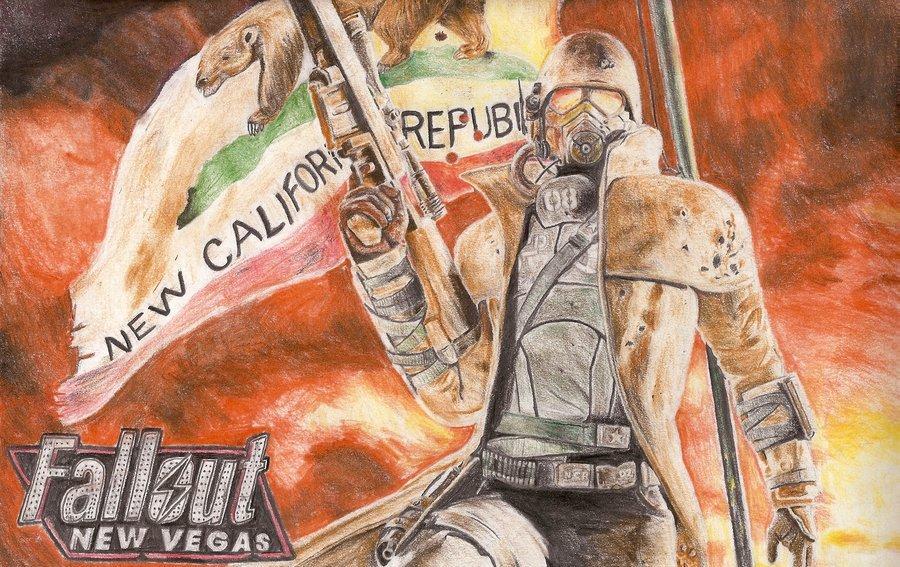 Лучший арт мира Fallout | Канобу - Изображение 63