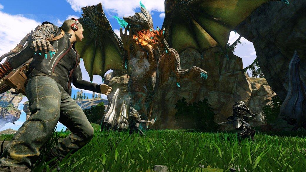 Gears of War 4, ReCore, Scalebound – наши впечатления | Канобу - Изображение 6