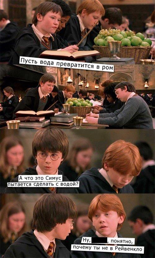 Почему Гарри Поттер такой тупой идругой орвыше гор | Канобу - Изображение 12387