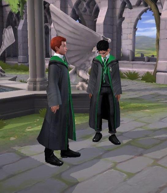 Harry Potter: Hogwarts Mystery — дневник первокурсника . - Изображение 16