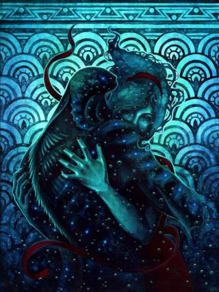 13 потрясающих артов «Формы воды» (один закаждую номинацию фильма на«Оскар») | Канобу - Изображение 14