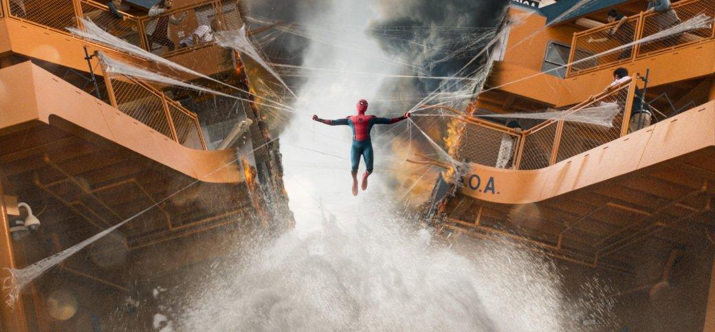 Рецензия на «Человека-паука: Возвращение домой» | Канобу - Изображение 1