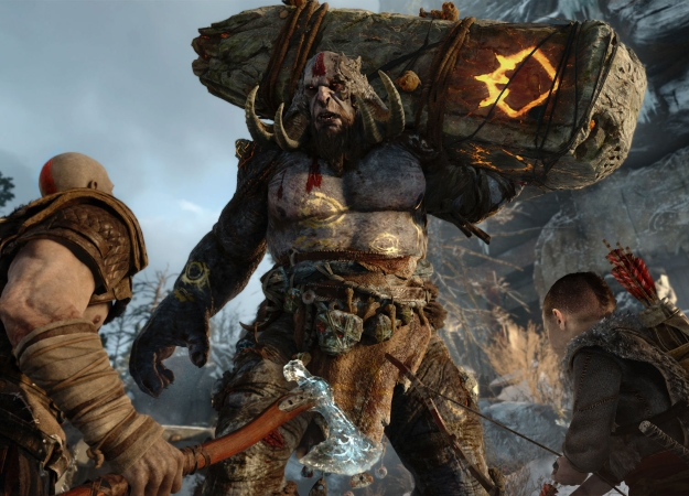 Креативный директор God ofWar «чуть неумер», пытаясь сохранить втайне подробности сюжета игры. - Изображение 1