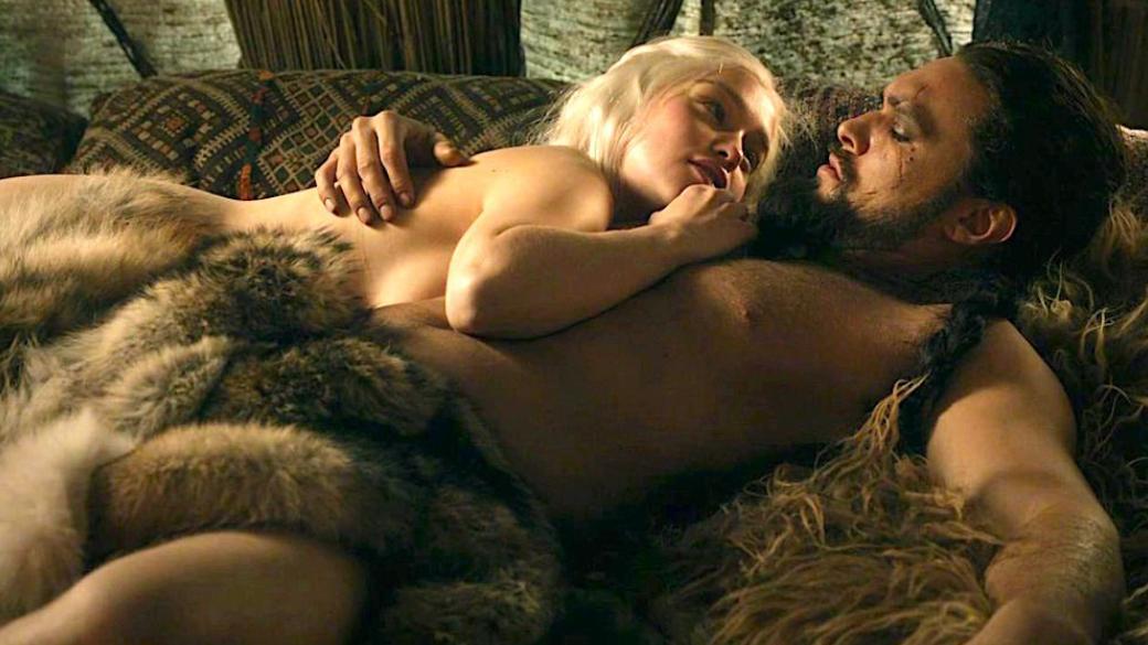 Все постельные сцены 8 сезона «Игры престолов» | Канобу