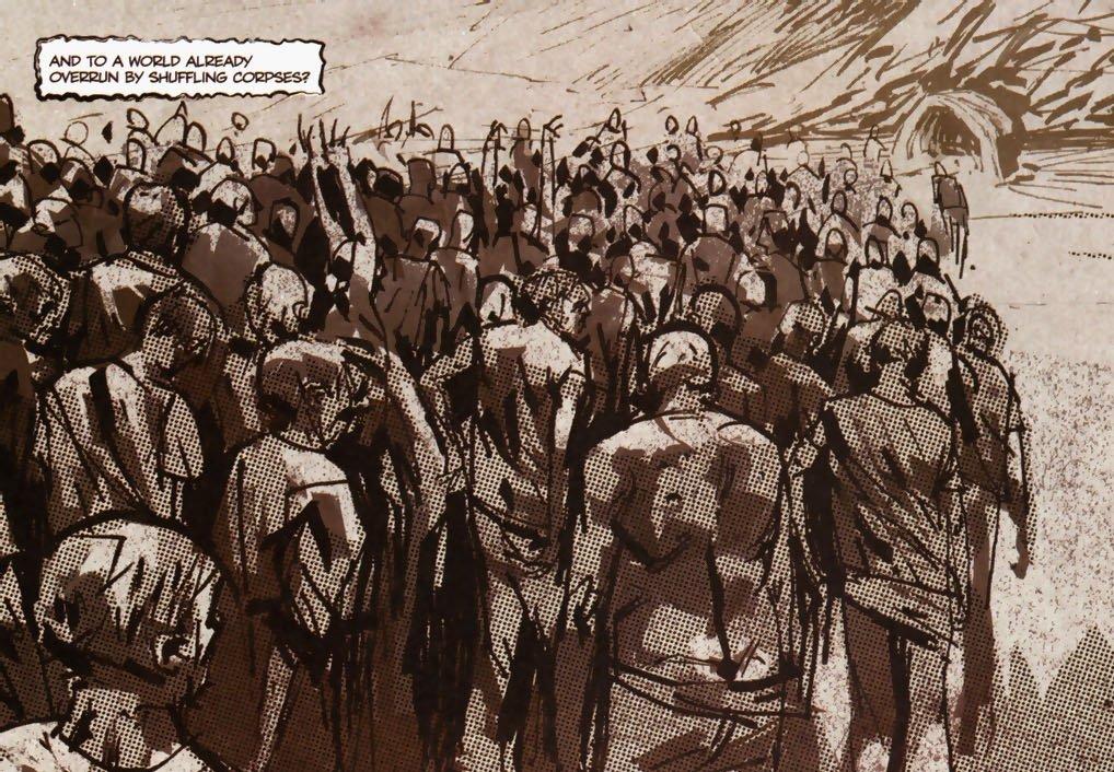 Какие комиксы почитать вожидании «Ходячих мертвецов»? Жесть, 18+ | Канобу - Изображение 13
