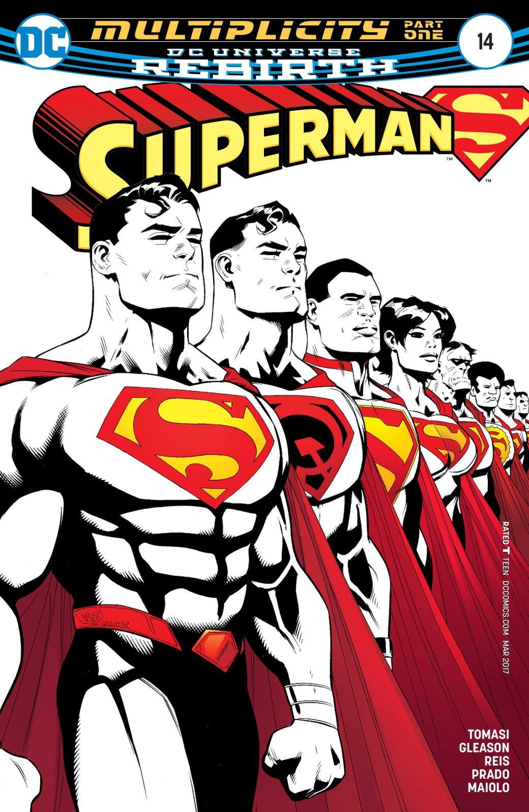 Советский, чернокожий, китайский и другие Супермены в новом комиксе DC | Канобу - Изображение 6046