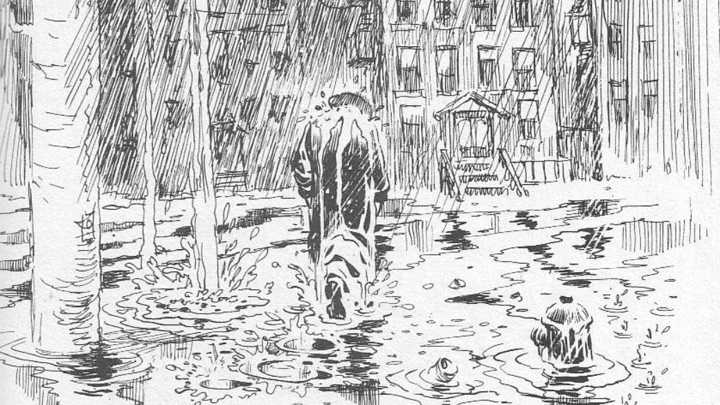 «Контракт сБогом»— легендарный комикс отрудной жизни иммигрантов вАмерике 30-х годов. - Изображение 1