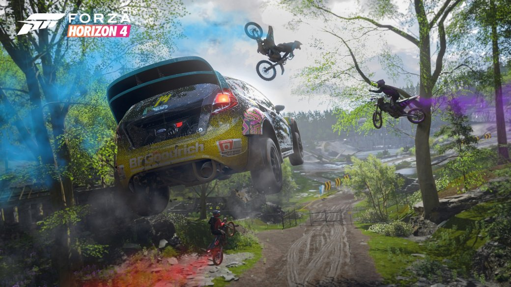 5 безумных приемов экстремального вождения, которые могут пригодиться в Forza Horizon 4 | Канобу - Изображение 2