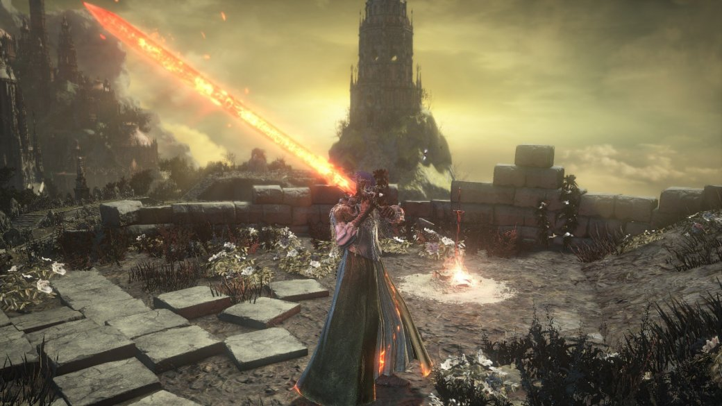 Где найти все новые предметы вDark Souls 3: The Ringed City | Канобу - Изображение 9469