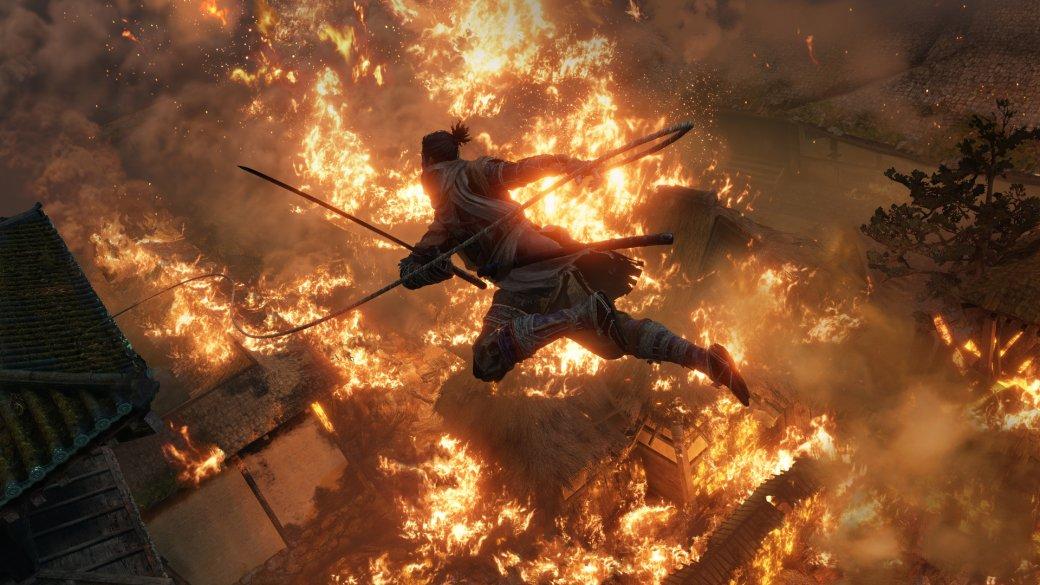 Sekiro: Shadows Die Twice иреальность— разрушаем мифы ониндзя, правда и легенды о синоби   Канобу - Изображение 1