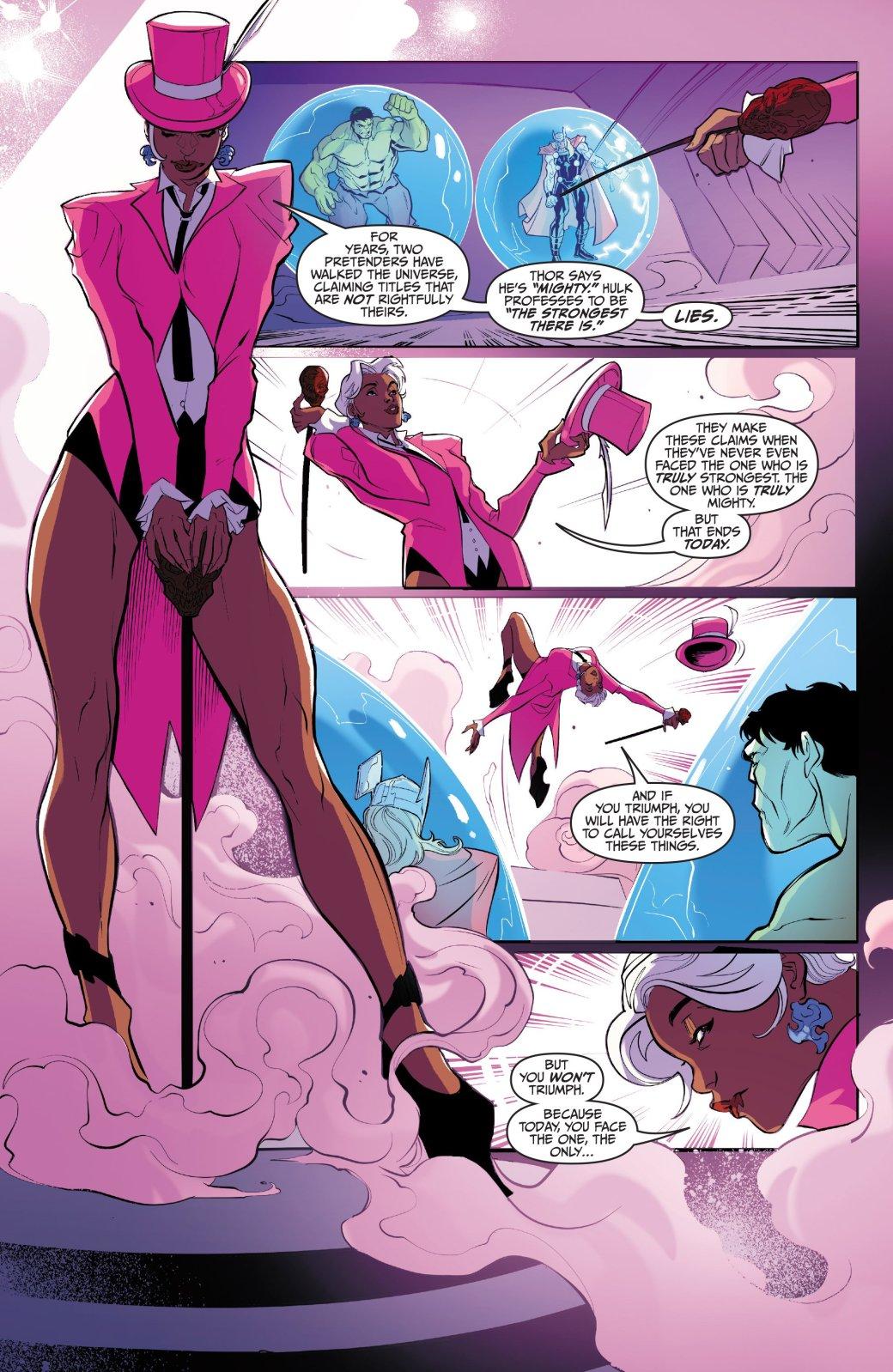 Скем изачем сражаются Тор иХалк вновом комиксе Marvel?. - Изображение 1