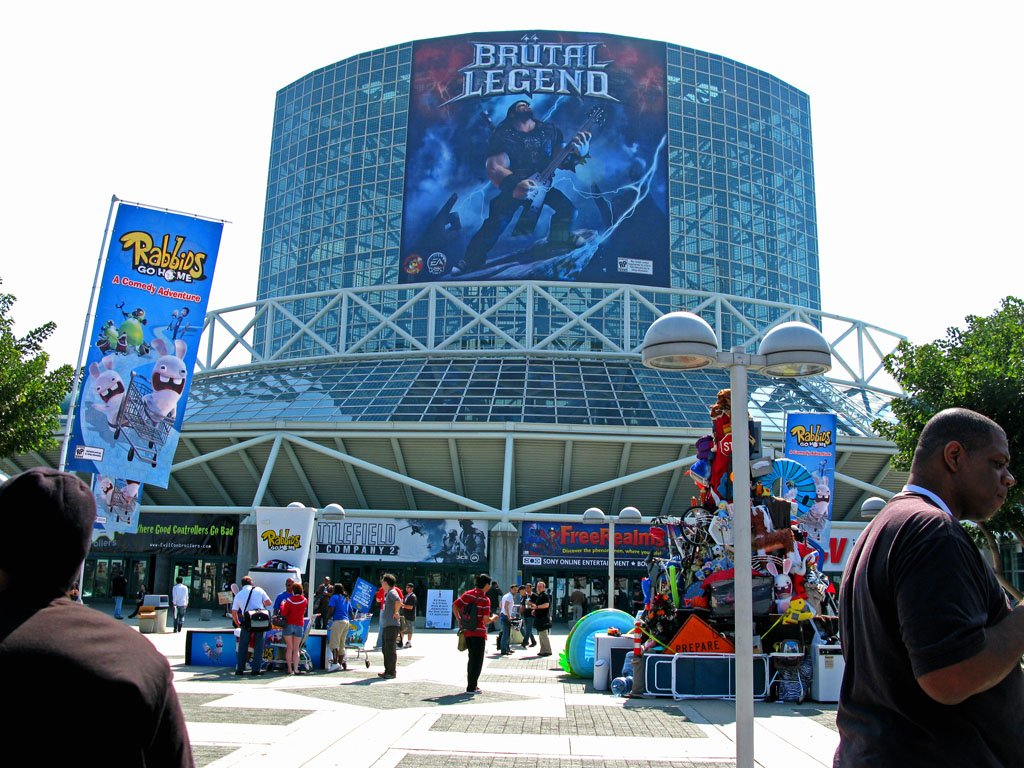 Как менялась E3. Фотографии | Канобу - Изображение 7