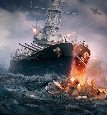 Разбираем World of Warships Blitz. Любителям морского боя посвящается. - Изображение 3