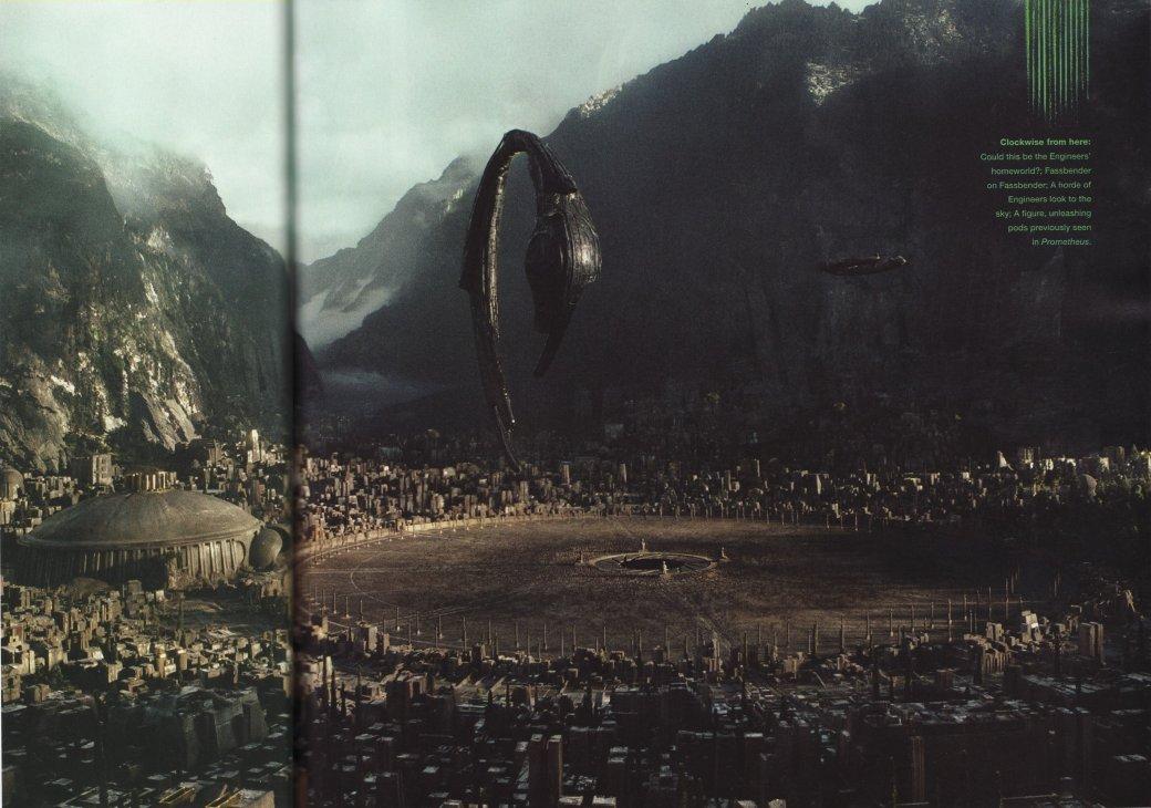 24 неудобных вопроса к фильму «Чужой: Завет» | Канобу - Изображение 7846