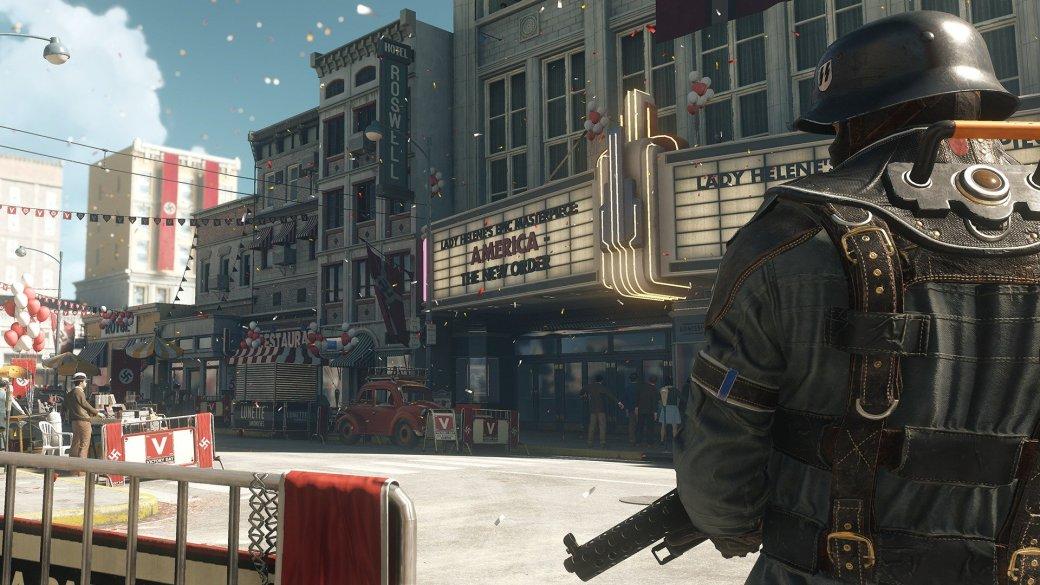 Превью Wolfenstein II: The New Colossus | Канобу